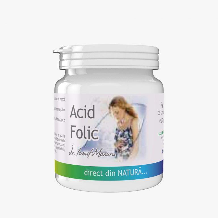 Acid Folic 25cps