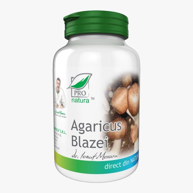 Agaricus Blazei 60cps