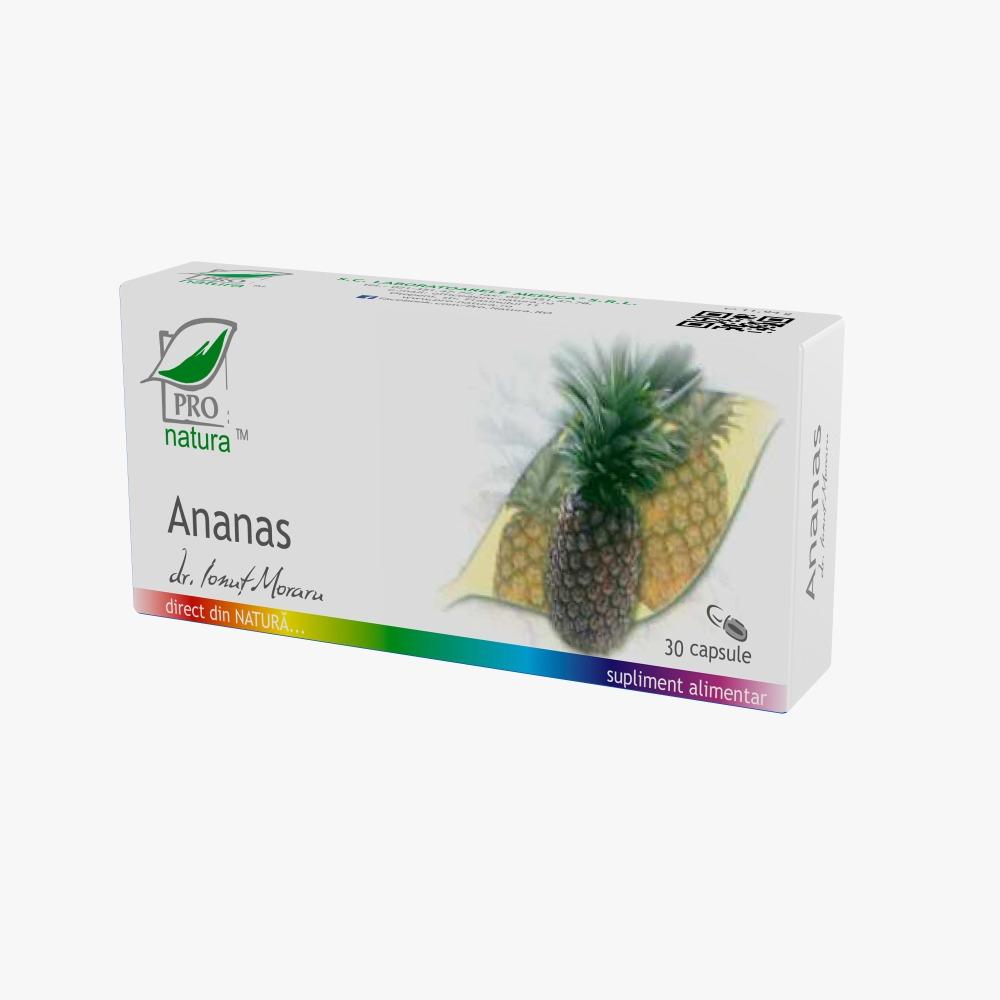 capsule de slabit cu ananas)