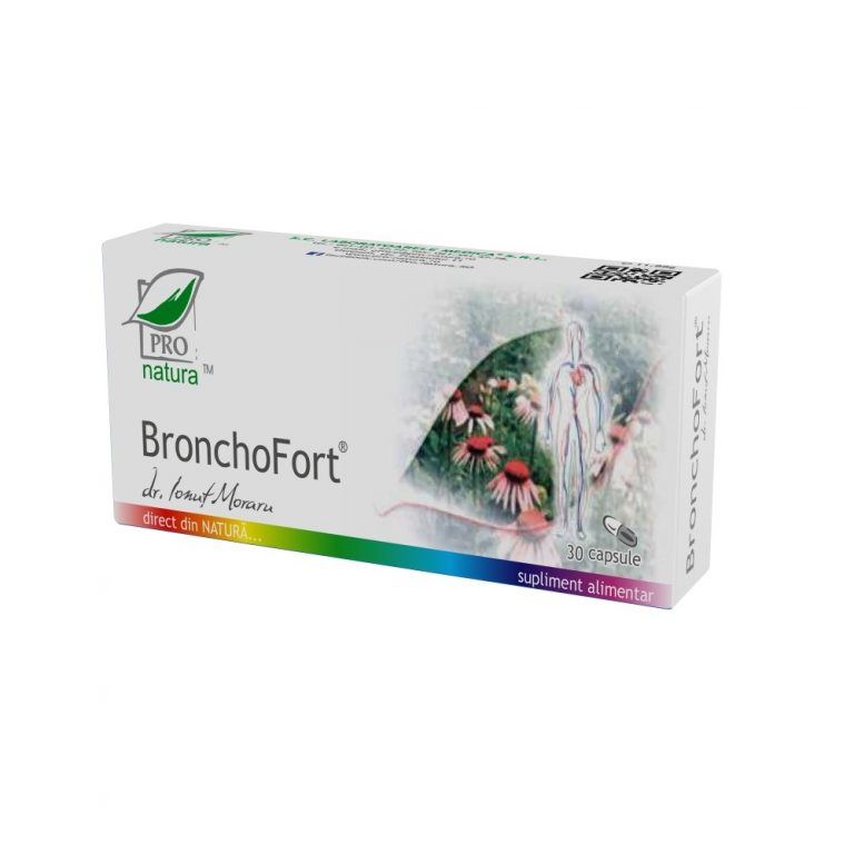 bronchofort 30cps