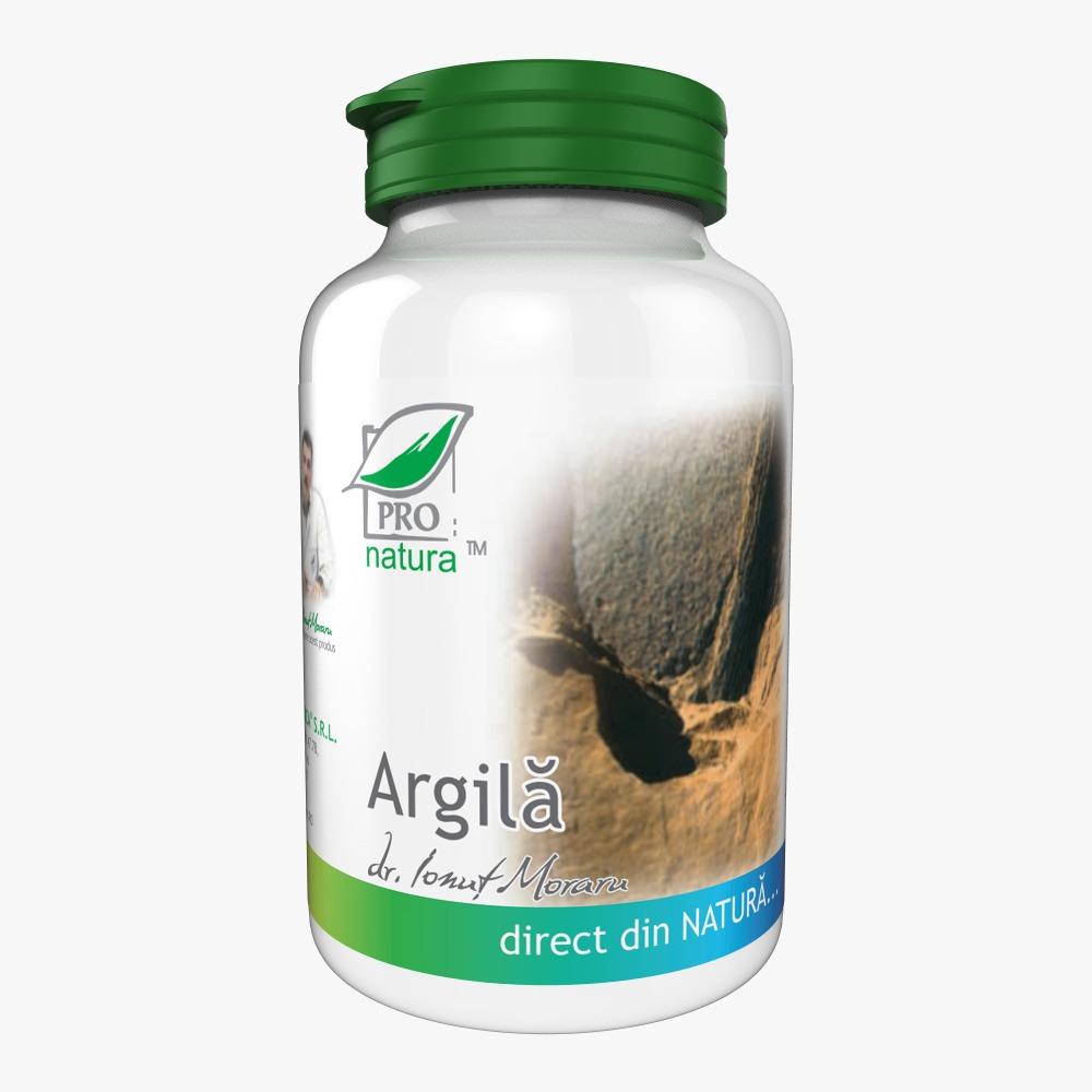 Argila pentru prostata