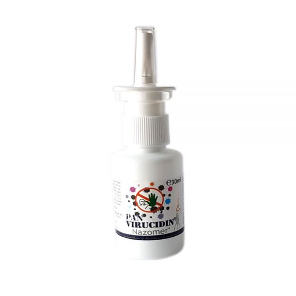 nazomer pan virucidin spray nazal 30 ml Pro Natura