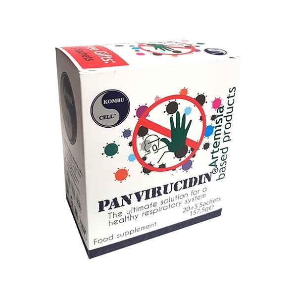 pan-virucidin antiviral natural-20+5-stick gratis Pro Natura