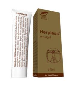 herpless-emulgel-folosit in tratamentul naturist al herpesului